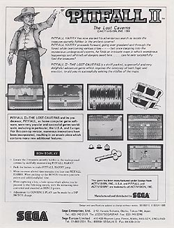 Arcade Flyer - Back (Click to Enlarge)